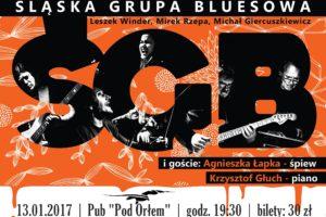 KONCERT – Śląska Grupa Bluesowa