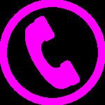 telephone-magenta-hi