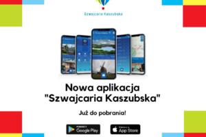 """Nowa aplikacja """"Szwajcaria Kaszubska"""""""