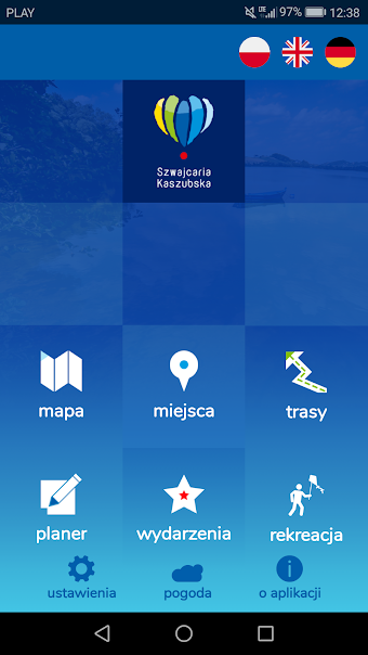 aplikacja zrzut